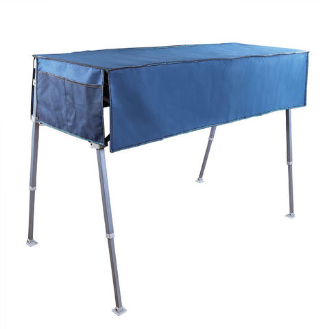 Stansport Outdoor Event Table with Adjustable Legs