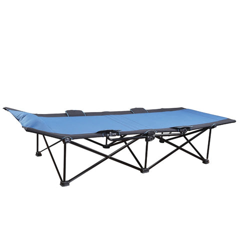 Stansport One-Step Deluxe Cot - Blue
