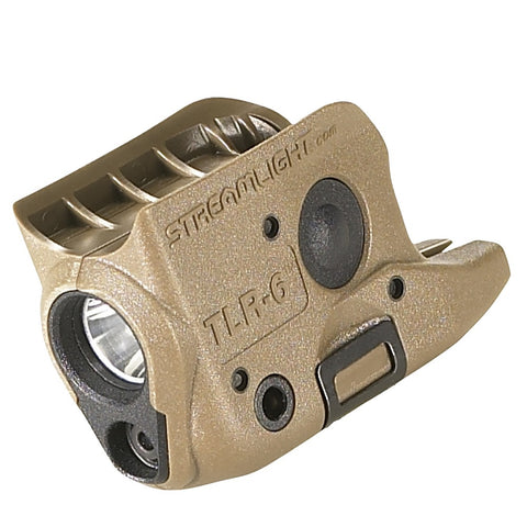 Streamlight TLR-6 Gun Mounted Light w/Red Laser FDEB Color