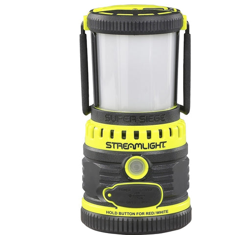 Streamlight Siege Rechargeable Series Lantern-Yellow