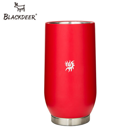 Tumbler Thermos 11 OZ Cup Outdoor Camping Beer Cup Double layer 304 stainless steel Ice Water Warm Coffee Belly Cup