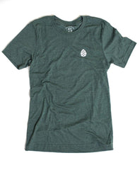 Signature Adventure T-Shirt- Forest Green