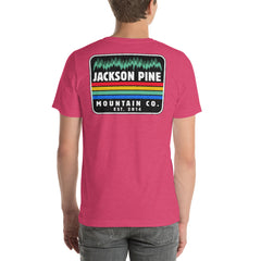 Retro Patch Adventure T-Shirt Watermelon