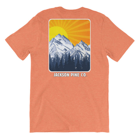 Sunrise Mountain Orange