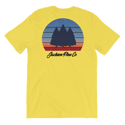 Sunset Pine Yellow