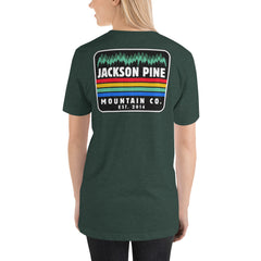 Retro Patch Adventure T-Shirt Forest