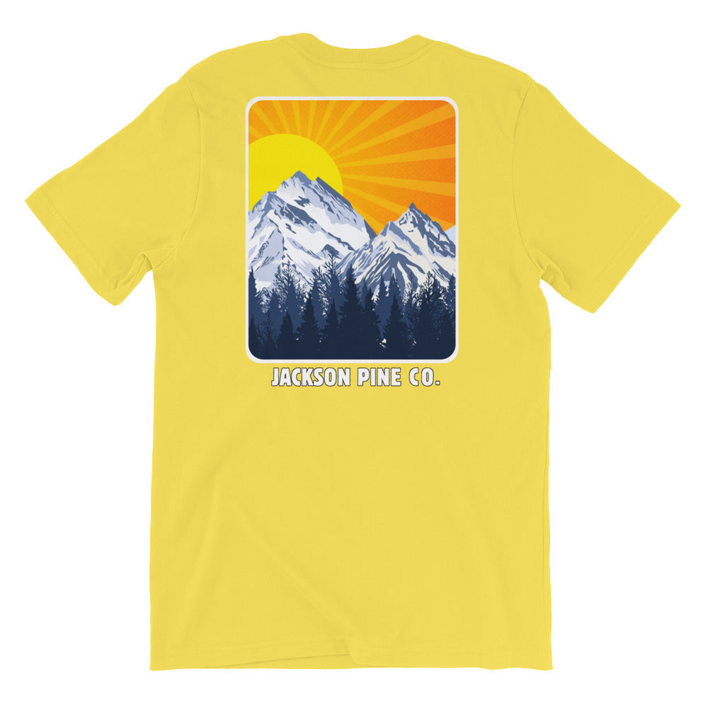 Sunrise Mountain Yellow