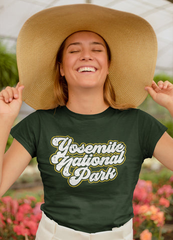 *New* Yosemite Retro T-Shirt