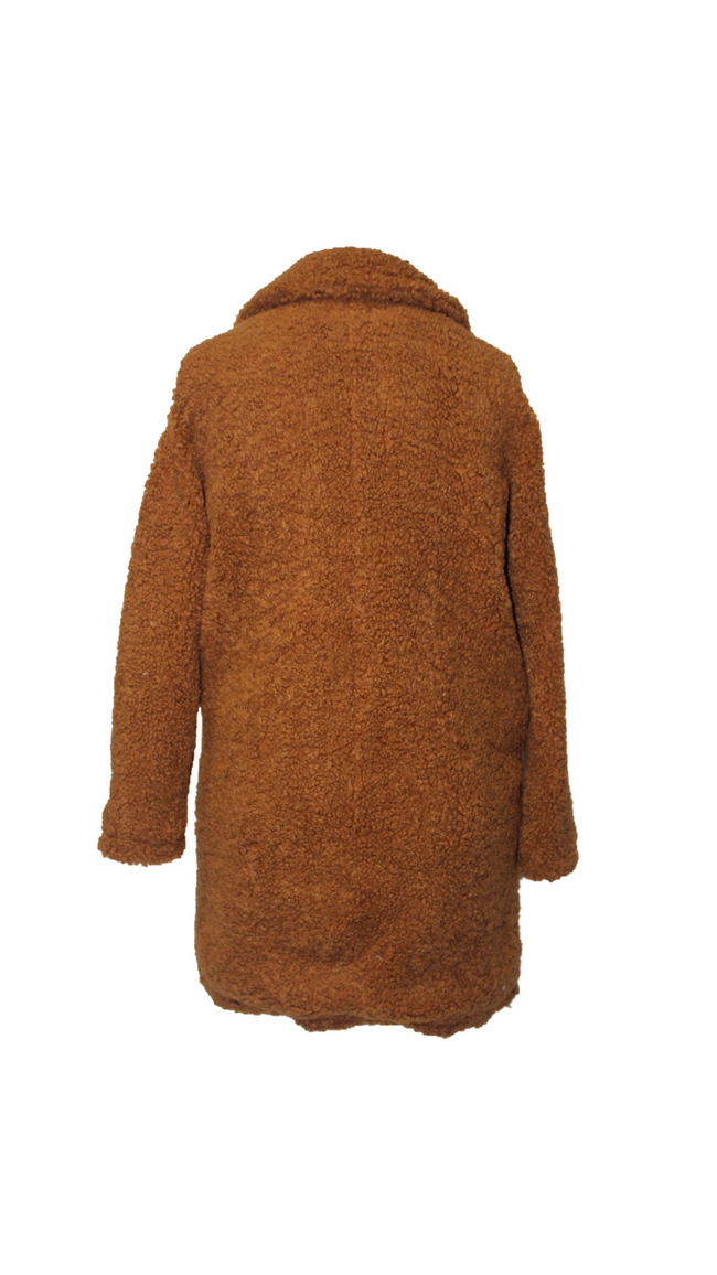 Teddy Coat (Camel)