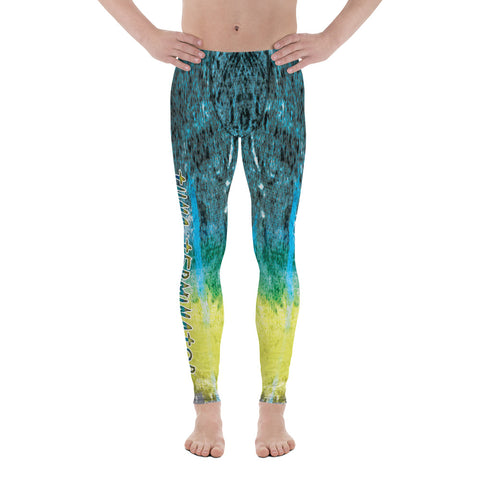 Tuna Terminator Men's Activewear Leggings