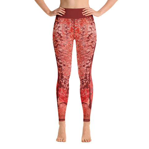 Snapper Slayer Yoga Leggings