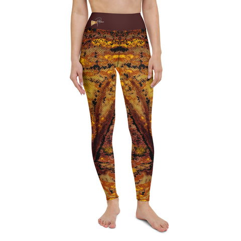 Lionfish Eliminator Yoga Leggings