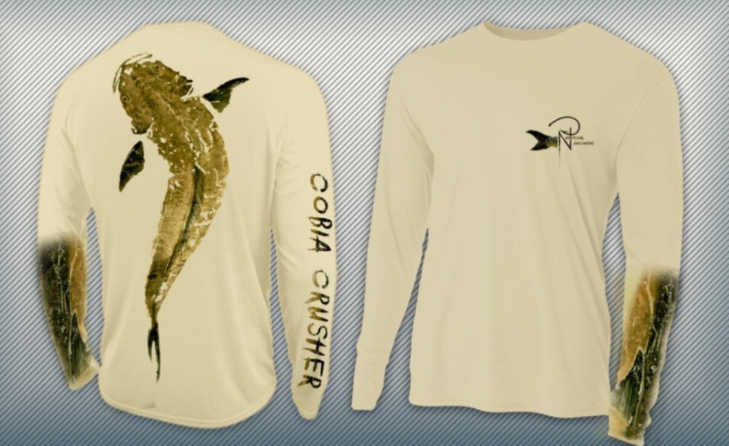 Cobia Crusher - Men's Performance Long Sleeve