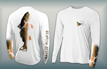 Redfish Reaper - Men's Performance Long Sleeve
