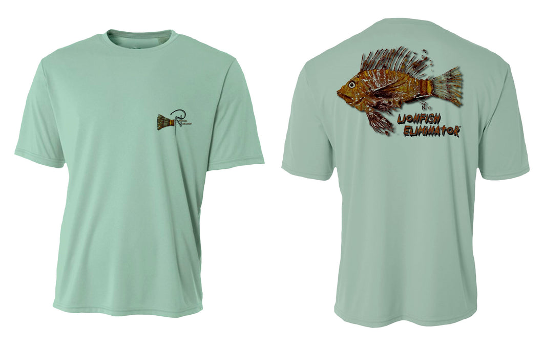 Lionfish Eliminator - Men's Short Sleeve Solar
