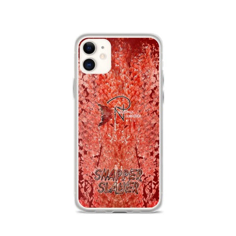 Snapper Slayer iPhone 11 Series Cases