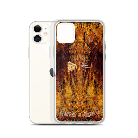 Lionfish Eliminator iPhone 11 Series Case