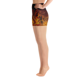 Lionfish Eliminator Yoga Shorts