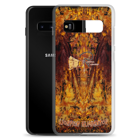 Lionfish Eliminator S10 Series Samsung Phone Cases