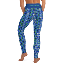 Mahi ZigZag Yoga Leggings