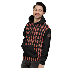 Snapper Slayer REPEAT AFTER ME Black Hoodie
