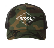 NEW Wool Camo Trucker