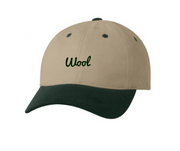 "Wool ""Coach"" Collection - Forest Green"