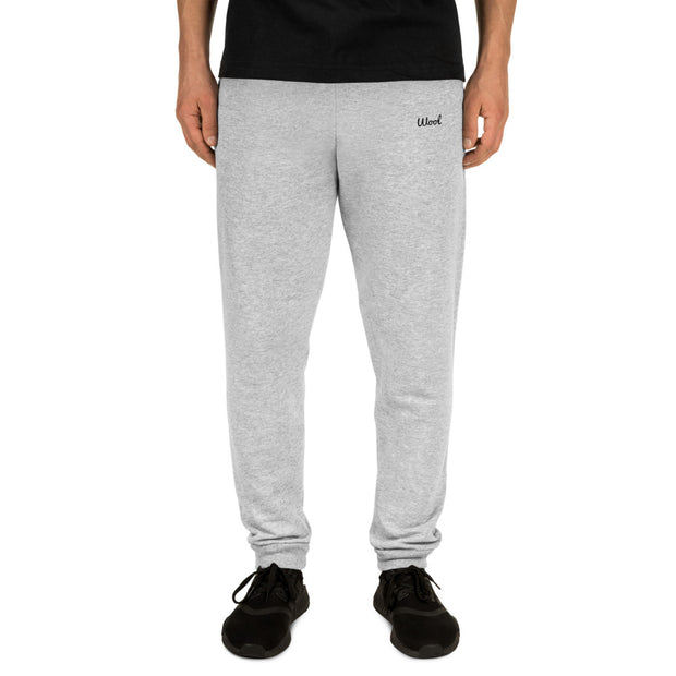 """Wool"" Joggers"