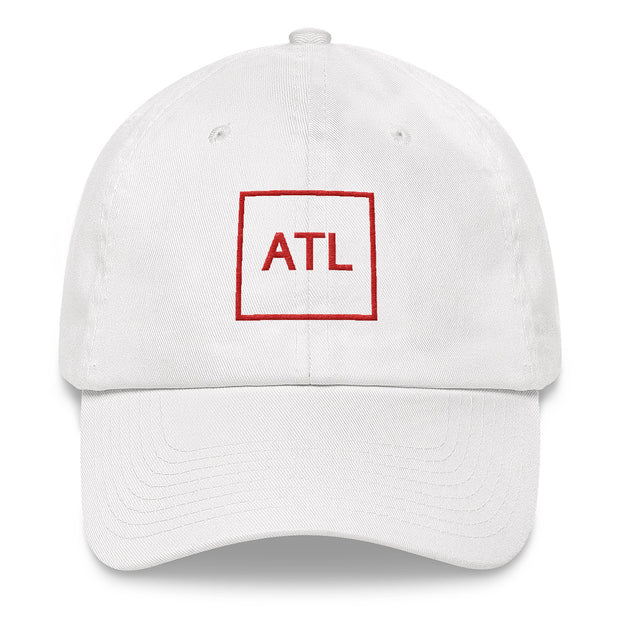 ATL Dad Hat - Red