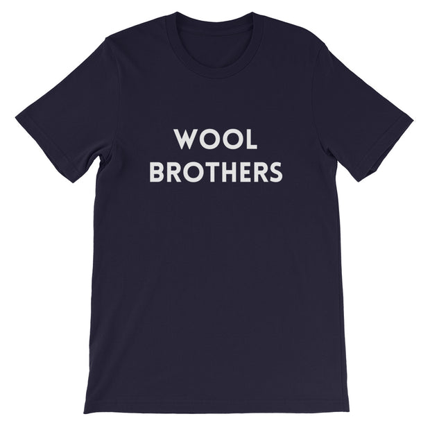 Wool Brothers Short-Sleeve Unisex T-Shirt