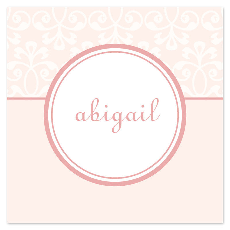 Elegant Scroll Gift Tags (Set of 18)