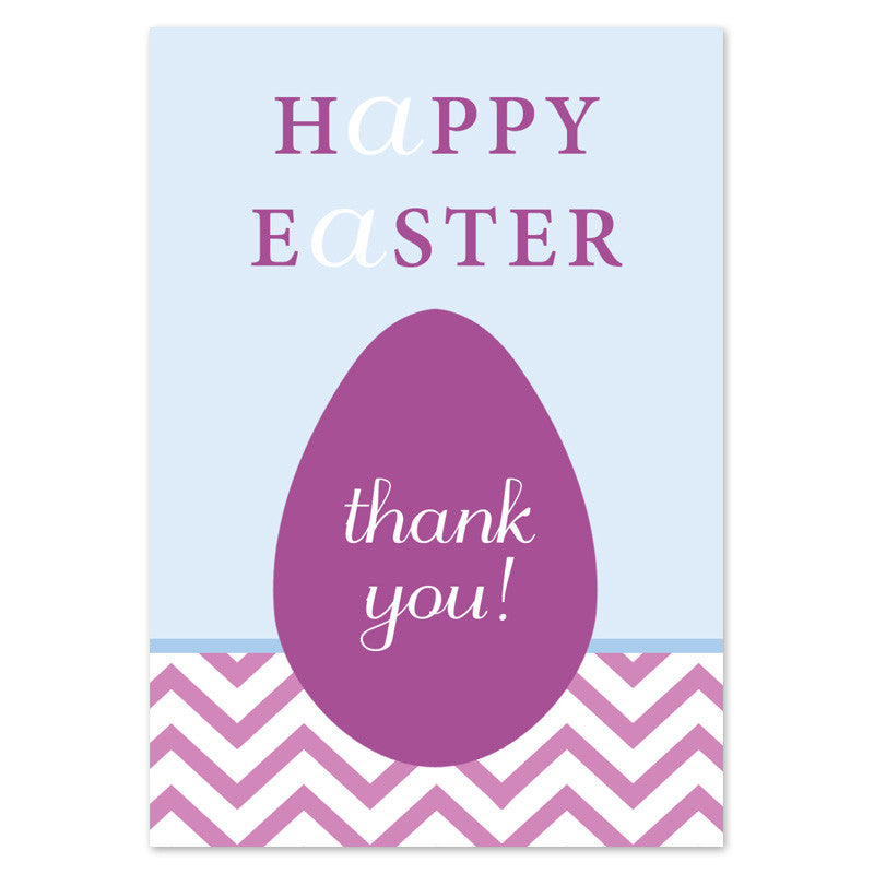 Easter egg thank you gift tags easter egg thank you gift tags negle Images
