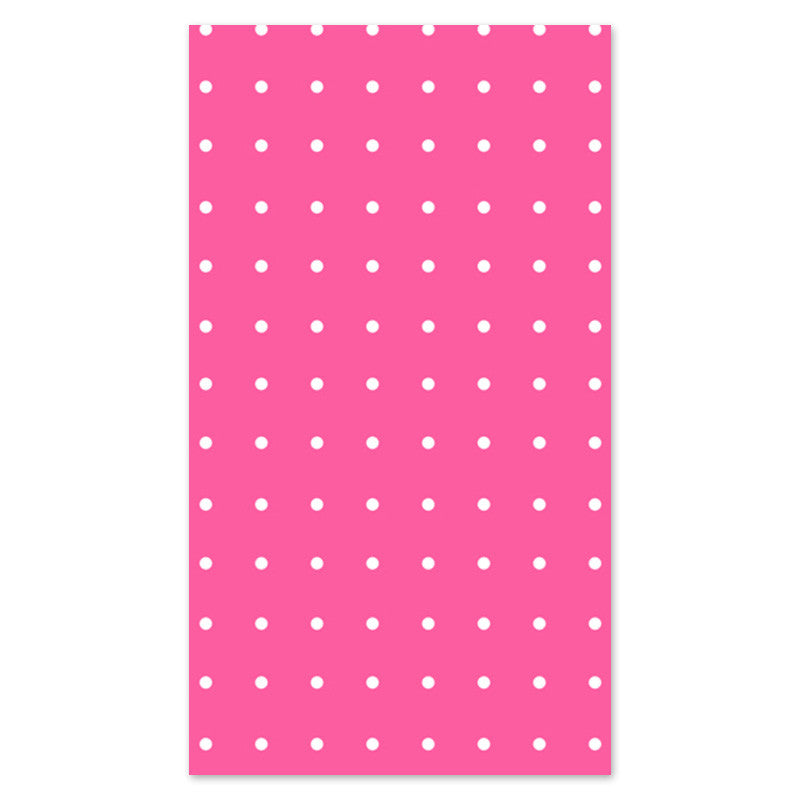 Pink Polka Dot Personalized Iphone Wallpaper