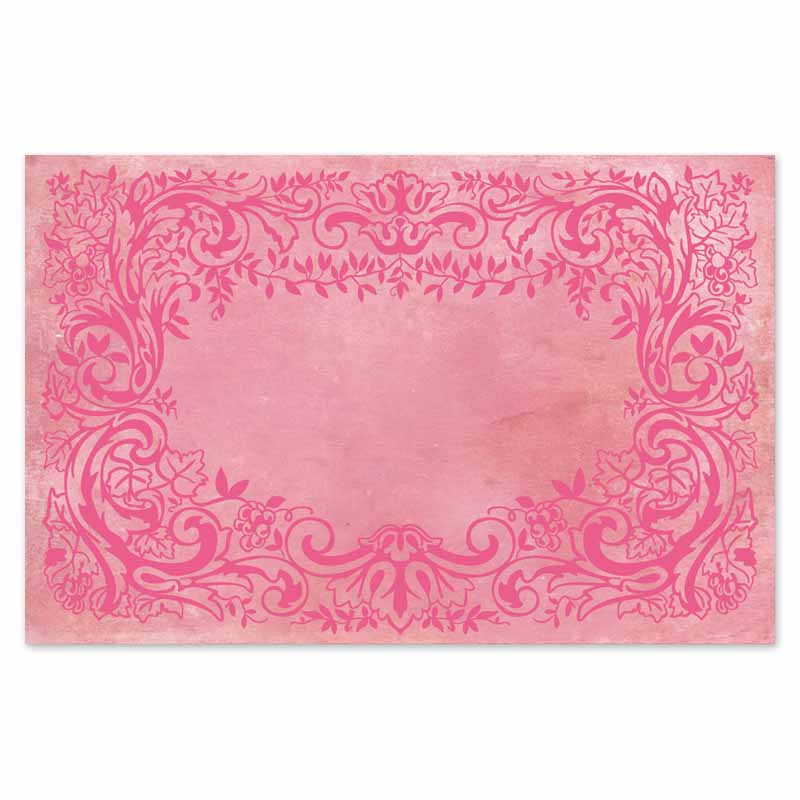 Pink on Pink Placemats (Set of 24)