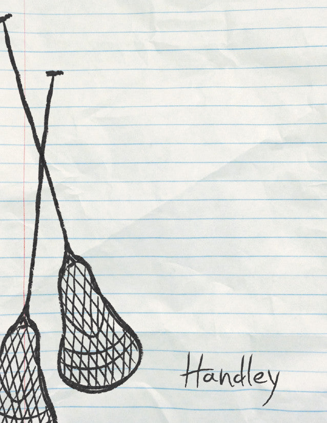 Lacrosse thank you note
