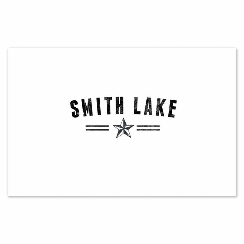 nautical star lake placemats