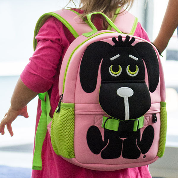 Rocket Dog Toddler Backpack, Pink, Washable
