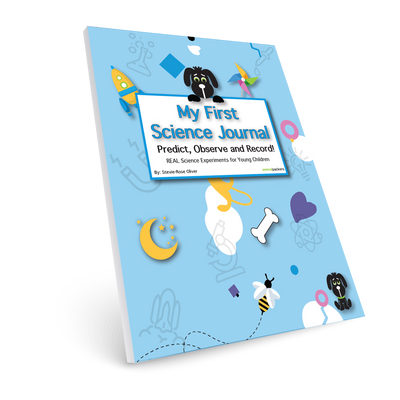 """My First Science Journal"""