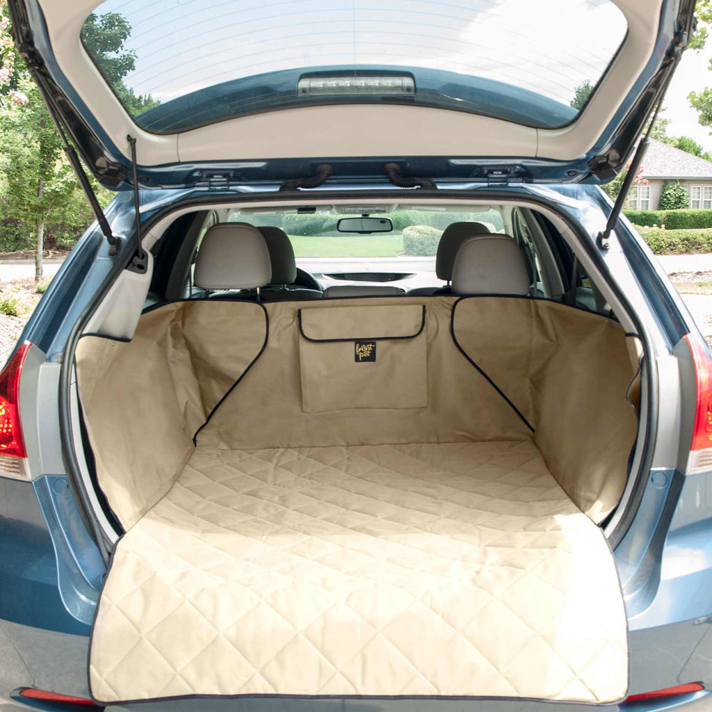 SUV Pet Cargo Liner With Quilted Top