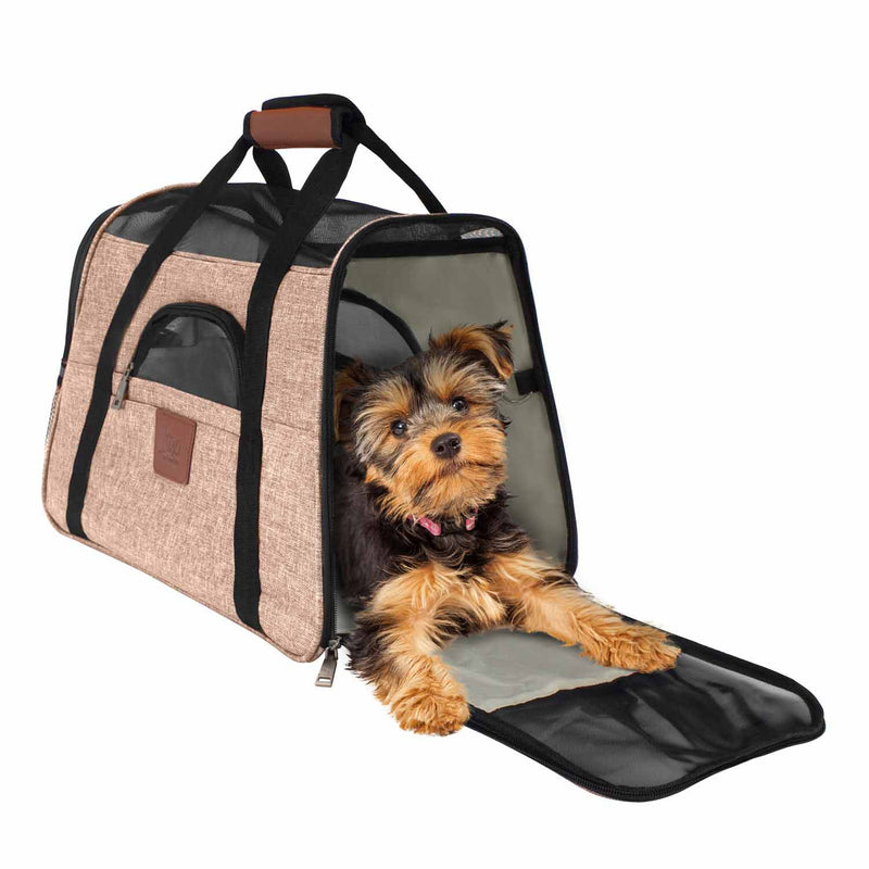 Pet Carrier Airline Approved Pet Carrier For Dogs Amp Cats