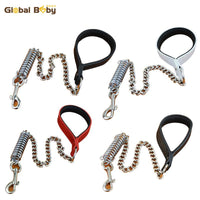 GLOBAL BABY Genuine Leather Leashes - Dog E Paws