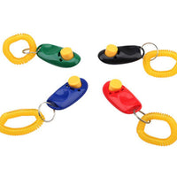 KIMHOME PET Training Clicker Aid - Dog E Paws