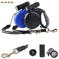 GLOBAL BABY Retractable Leashes - Dog E Paws