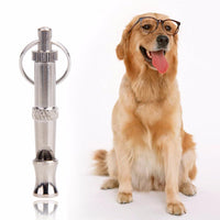 KIMHOME PET Supersonic Sound Whistle - Dog E Paws