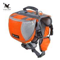 TAILUP Outdoor Travel Backpack - Dog E Paws
