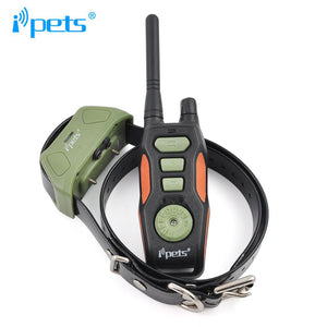IPETS Training Collars - Dog E Paws