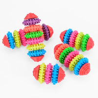 DCPET Colorful Teething Toy - Dog E Paws