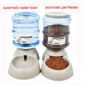 DOG E 3.5L Large Automatic Pet Feeder