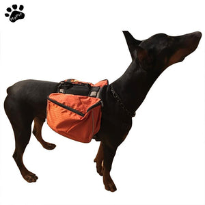 MY PET Waterproof Dog Backpack - Dog E Paws
