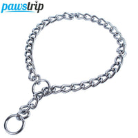 PAWSTRIP Chain Puppy Training Collars - Dog E Paws